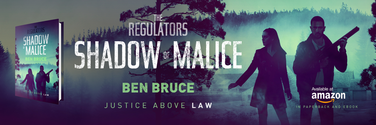 Shadow of Malice debuts on Audible