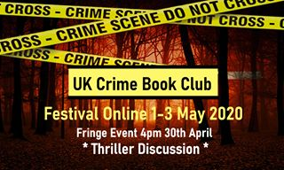 UK Crime Book Club Interview.