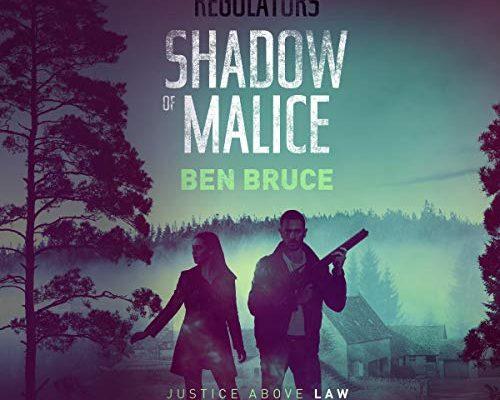 Shadow of Malice debuts on Audible